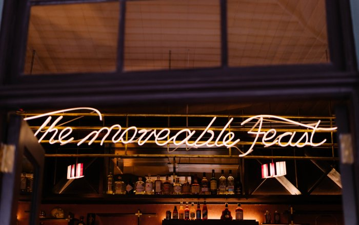 Moveable Feast at The Moveable Feast