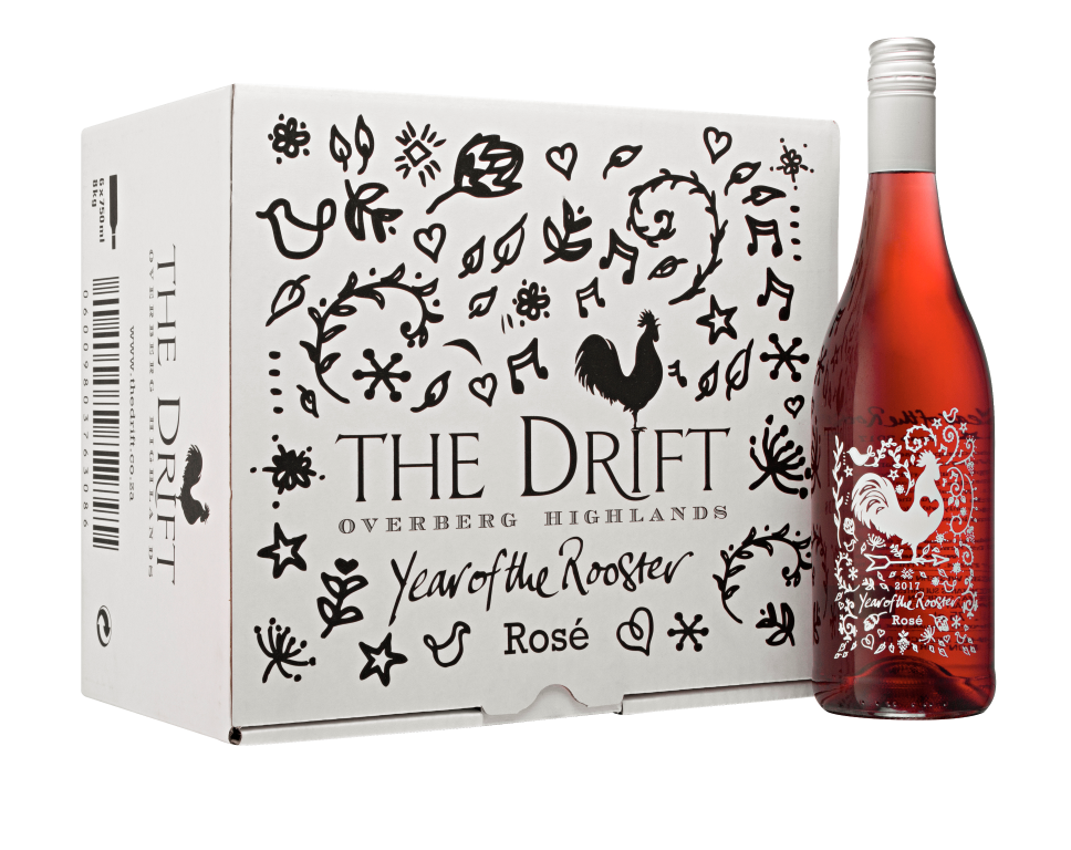 Year of the Rooster Rosé Case (6x750ml)