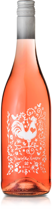 Year of the Rooster Rosé Case