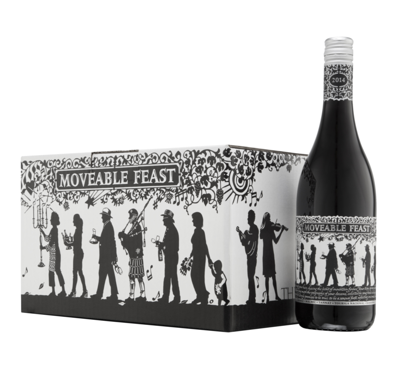 Moveable Feast Estate Blend Case