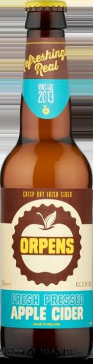 Orpens Irish Craft Cider Case