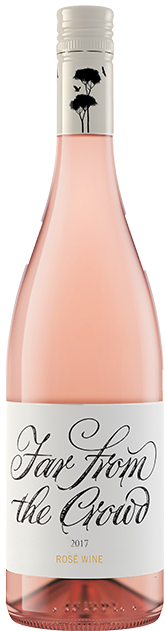 Far from the Crowd Rosé