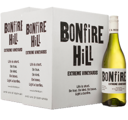Bonfire Hill White 2018 – Heritage Day Special