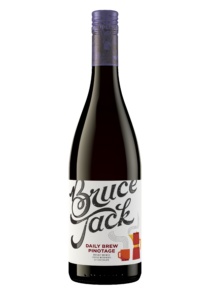 Bruce Jack Coffee Pinotage Front_NV